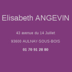 Illustration du profil de Élisabeth ANGEVIN